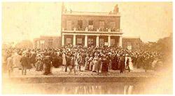 Park opening celebration 1889